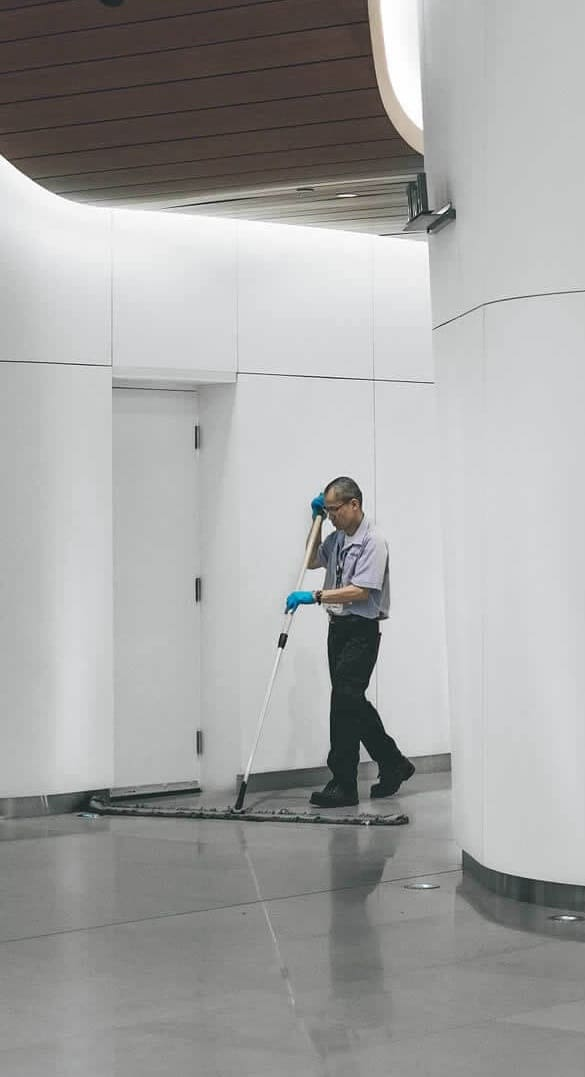 suffolk office cleaning